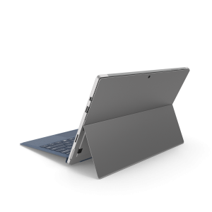 laptop computer on transparent background
