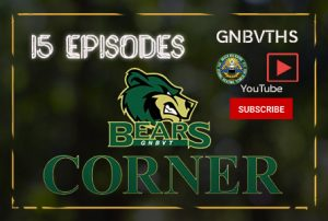 Bears Corner 15 Episodes on Youtube Feature Image