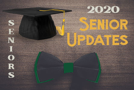 2020 Senior Updates feature image