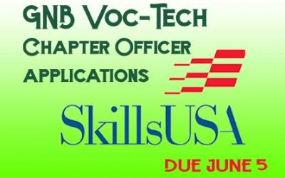 SkillsUSA Chapter Officer Application Form