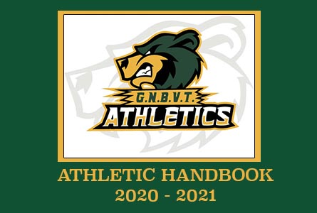 2020 - 2021 Athletic Handbook Homepage Image