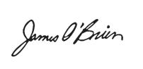 Superintendent Signature Mr. James of Brien