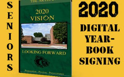 Digital Yearbook Signing Instructions