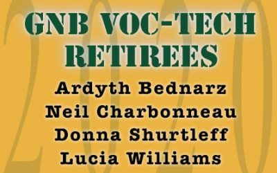 2020 GNB Voc-Tech Retirees
