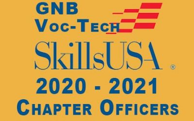 2020 – 2021 SkillsUSA Chapter Officers