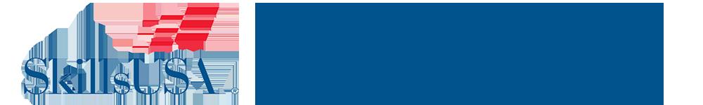 header title 2020 - 2021 Chapter Officers for SkillsUSA Header