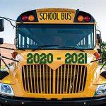 2020 - 2021 School Bus Post about Bus Routes