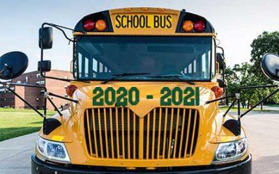 2020 – 2021 Bus Routes
