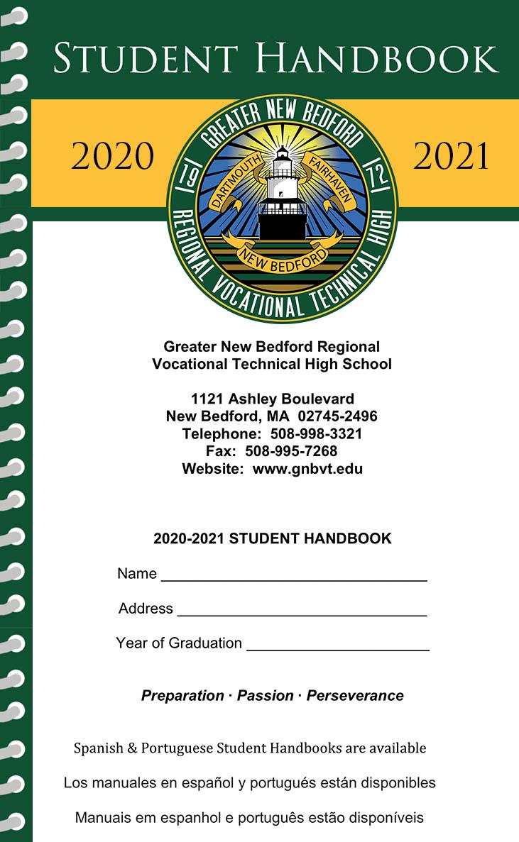 2020 Student Handbook Clickable Link