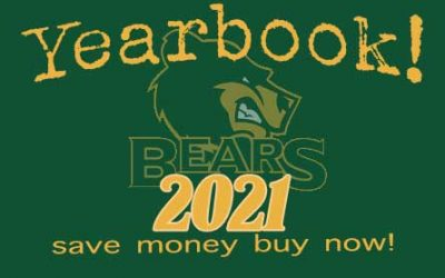 2021 Yearbook Orders