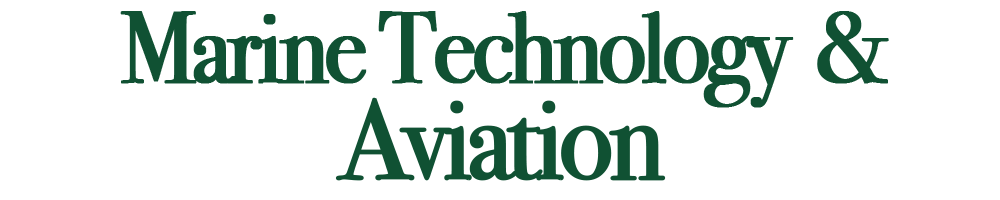Marine Technology and Aviation Header Title