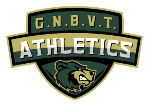 GNBVT Athletics Seal with Bear Logo