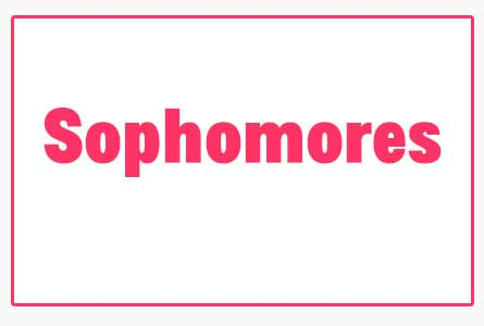 Sophomores Featured Image