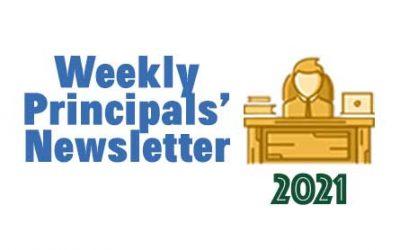 Principals Newsletter June 8