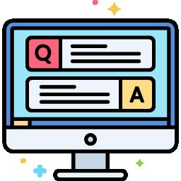 Computer Testing Icon