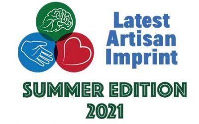Artisan Imprint – Summer 2021 Edition