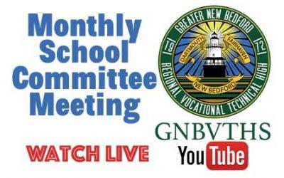 School Committee Meeting June 8