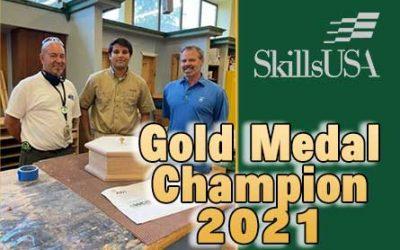 SkillsUSA National Competition 2021