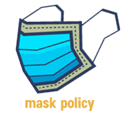 mask policy yellow