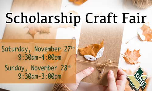 Scholarship Craft Fair Image
