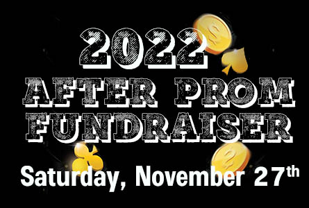2022 After Prom Fundraiser Feature Image