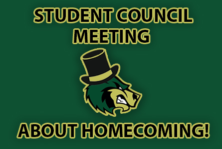 Student Council Meeting Feature Image